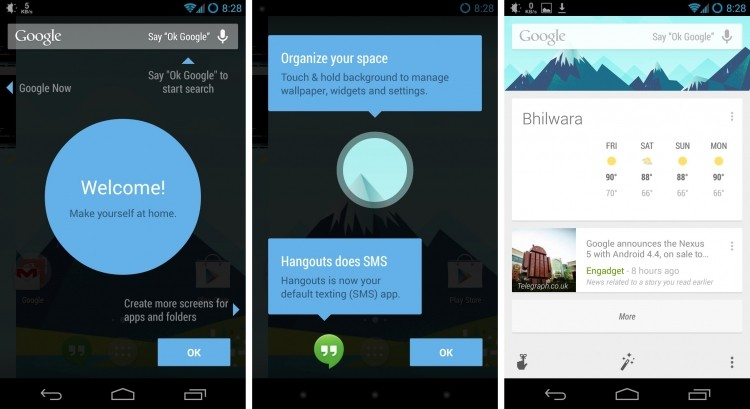 google, download, cyanogenmod, clock design, nexus 5, android kitkat