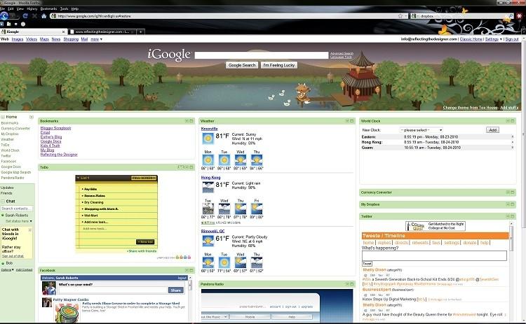 google axes personalized homepage igoogle google personalized homepage
