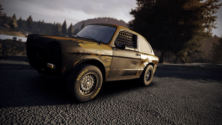 kickstarter, video game, bugbear, next car game