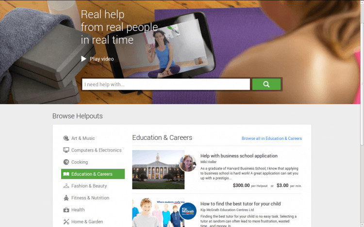 google, live video, video conferencing