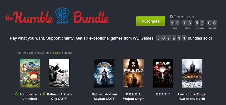 bundle, fear, sale, batman, humble bundle, deals, batman arkham