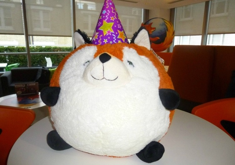 mozilla, firefox, happy birthday, mozilla firefox, browser