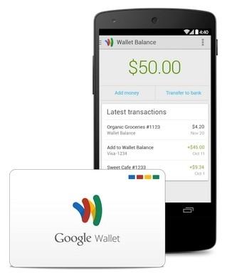 google wallet google debit card prepaid debit card