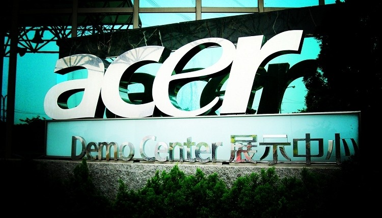 acer, ceo, jim wong, acer ceo, management shakeup
