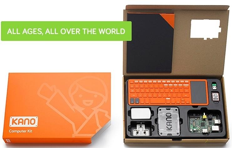 assemble kano diy diy kano computer
