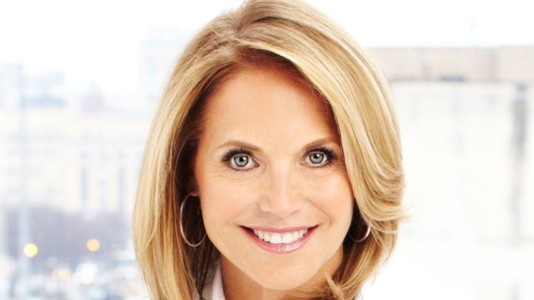 yahoo, marissa mayer, katie couric, global news anchor