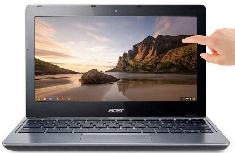 acer, chrome os, chromebook