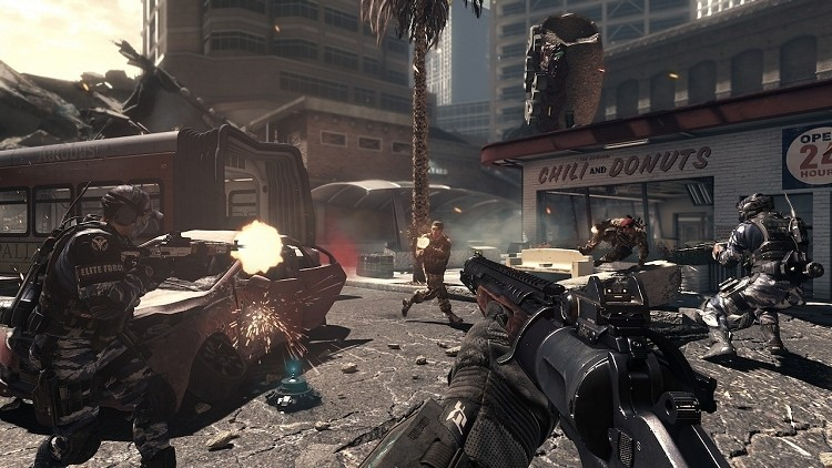 activision, gaming, playstation 4, gaming console, ghosts, call of duty ghosts, xbox one