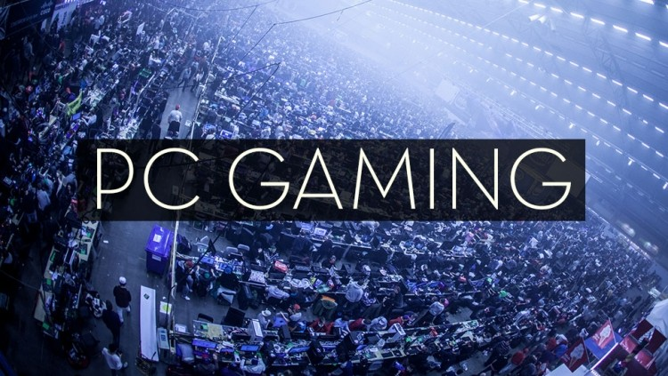 pc gaming dreamhack lan