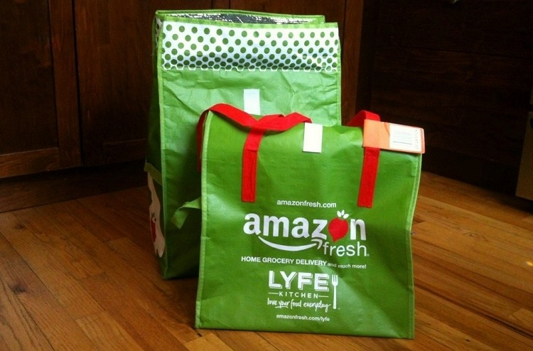 amazon, san francisco, los angeles, seattle, groceries, amazonfresh, grocery delivery