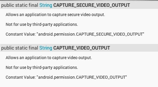 upcoming android chromecast android 4.4.1 mirroring chromecast