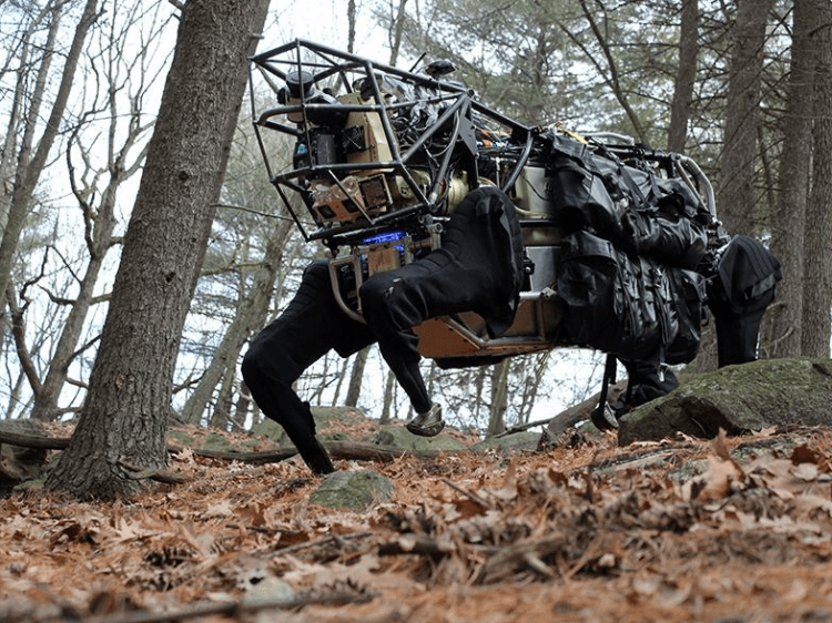 google, darpa, robot, andy rubin, robotics, boston dynamics