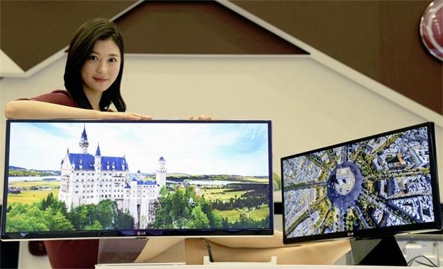 thunderbolt, epic, ces, lg, monitor, 4k monitor