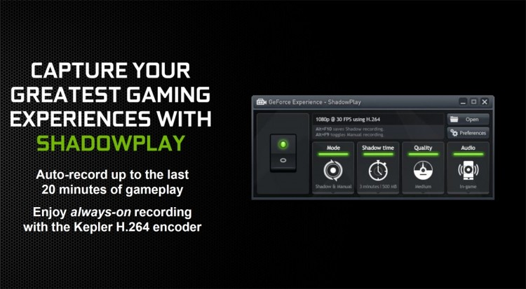 nvidia, geforce, streaming, pc gaming, geforce experience, twitch