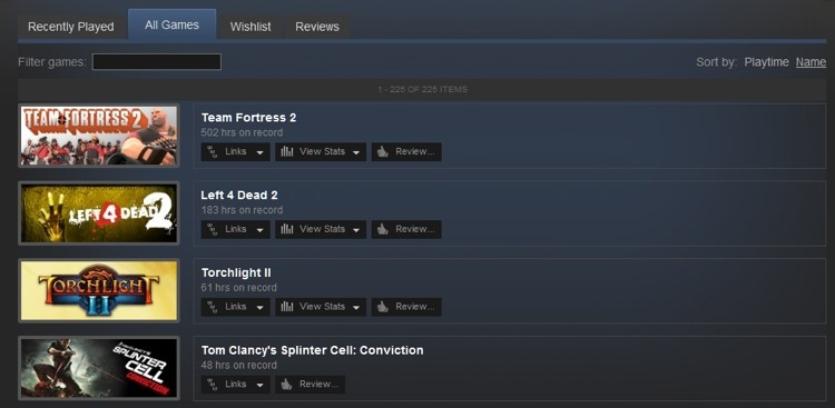 steam, gaming