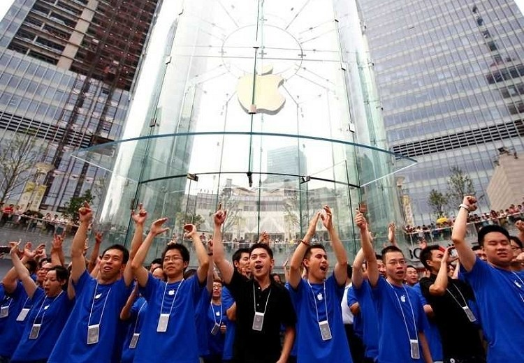 Apple fined by Taiwan's fair trade commission over iPhone ...
