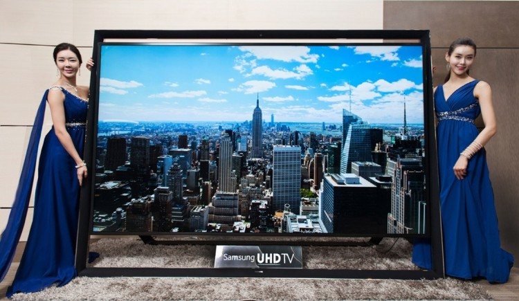 samsung, ces, television, ultra hd, ces 2014