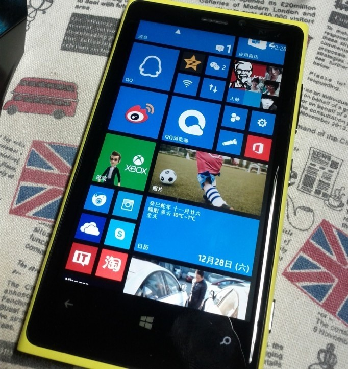 windows phone lumia microsoft nokia jailbreak windows phone 8 lumia 920 jailbroken