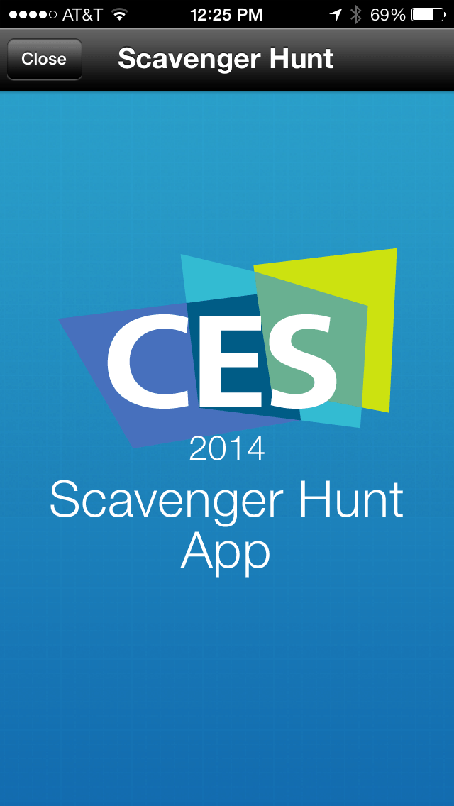 apple, android, ios, ces, cea, ces 2014, ibeacon, scavenger hunt