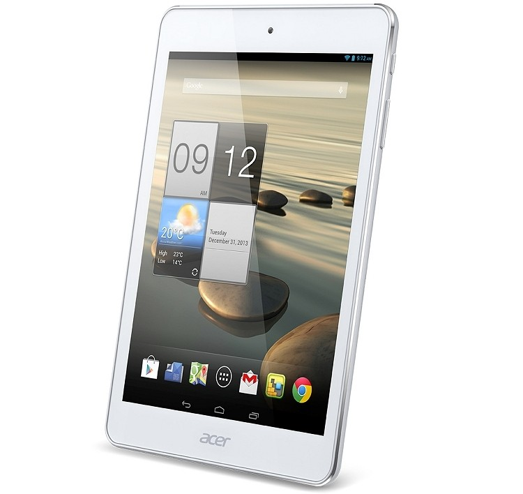 acer iconia tablet ces 2014 iconia tablets a1-830 b1-720