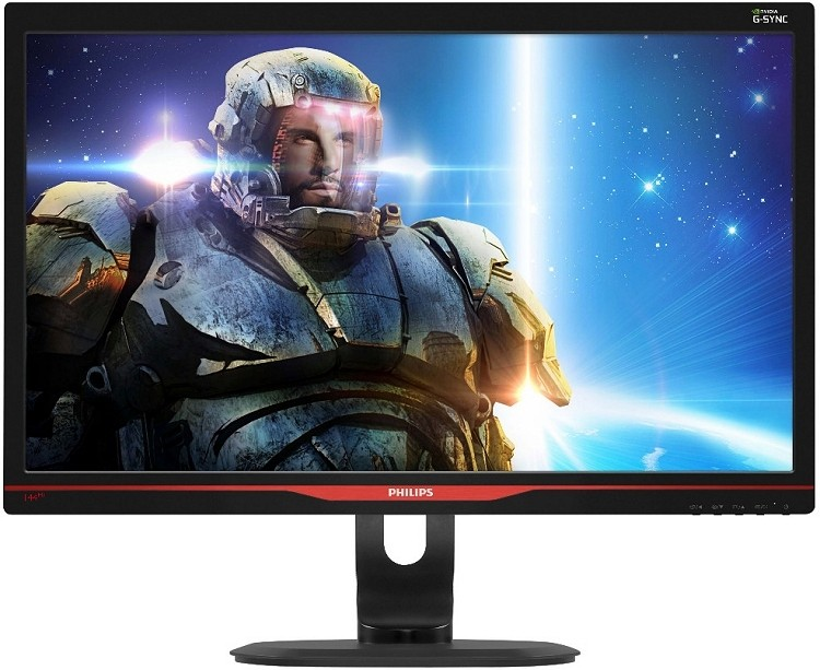 nvidia, ces, gaming, monitor, philips, ces 2014, g-sync, nvidia g-sync
