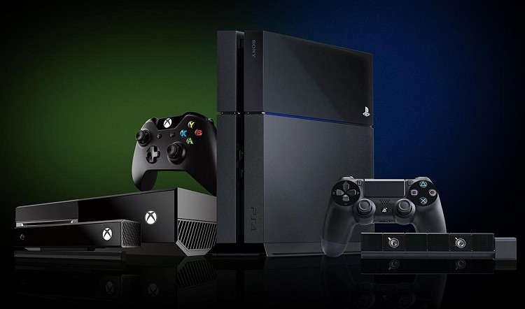 sony, microsoft, playstation, ces, gaming, playstation 4, xbox one, ces 2014, console sales
