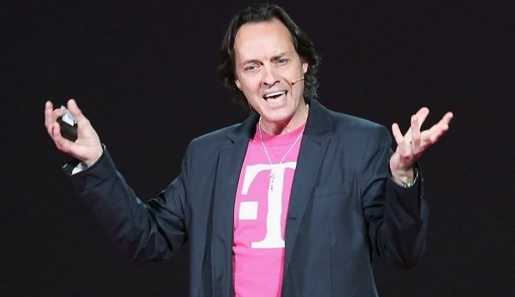 t-mobile, ces, att, early termination fee, etf, ces 2014, john legere