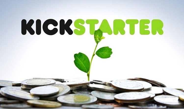 kickstarter, crowdfunding, year in review, pledges
