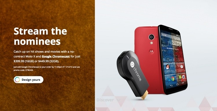google, motorola, smartphone, moto x, chromecast, moto maker