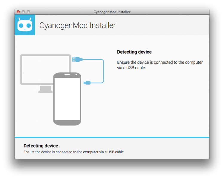 cyanogenmod installer mac
