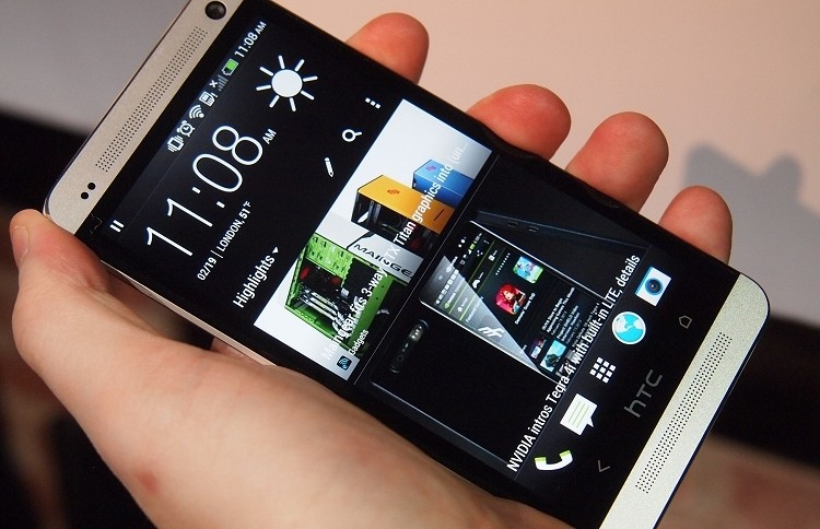 htc, mwc, smartphone, htc one, snapdragon 805