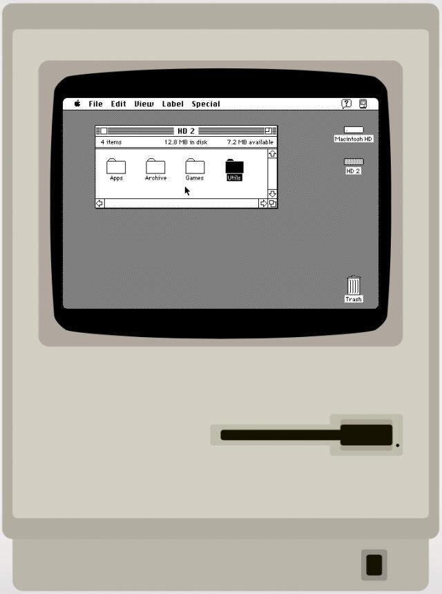 classic windows mac