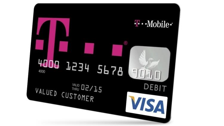 t-mobile mobile money prepaid visa -fee checking bank