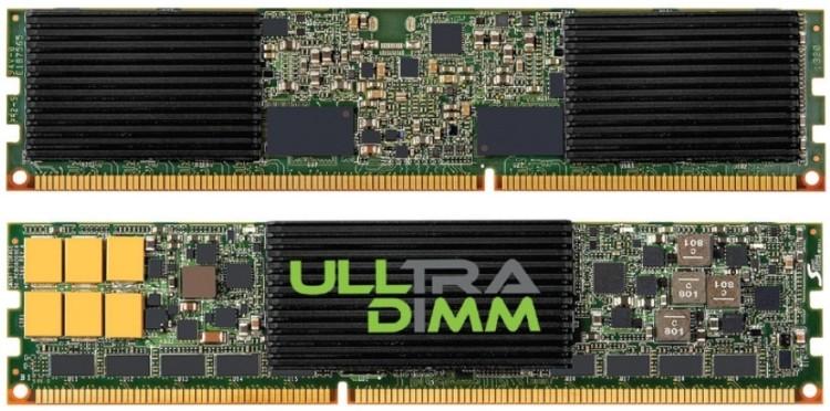 sandisk ulltradimm ssd ram memory stick