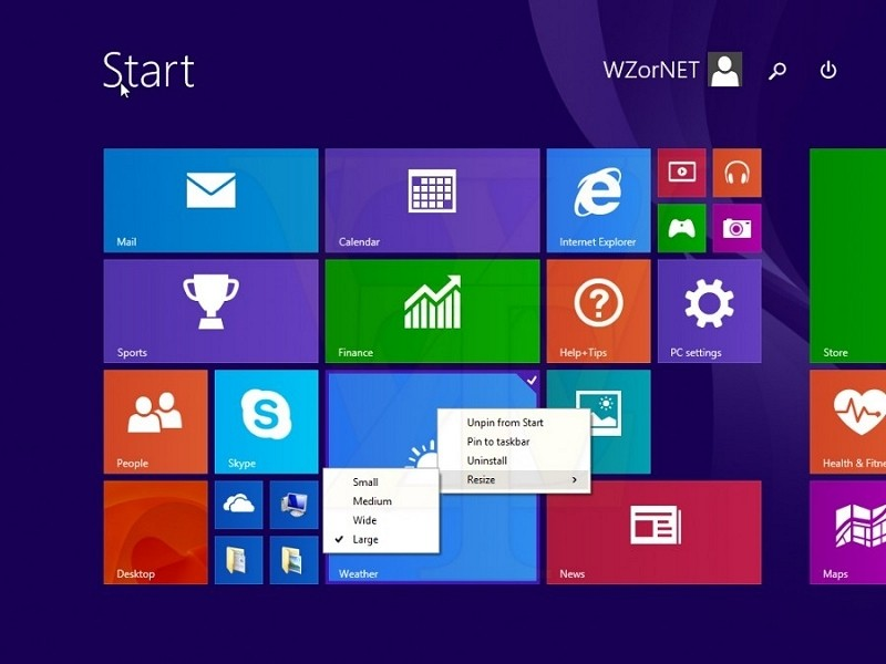 microsoft, metro, desktop, windows 8.1, update 1