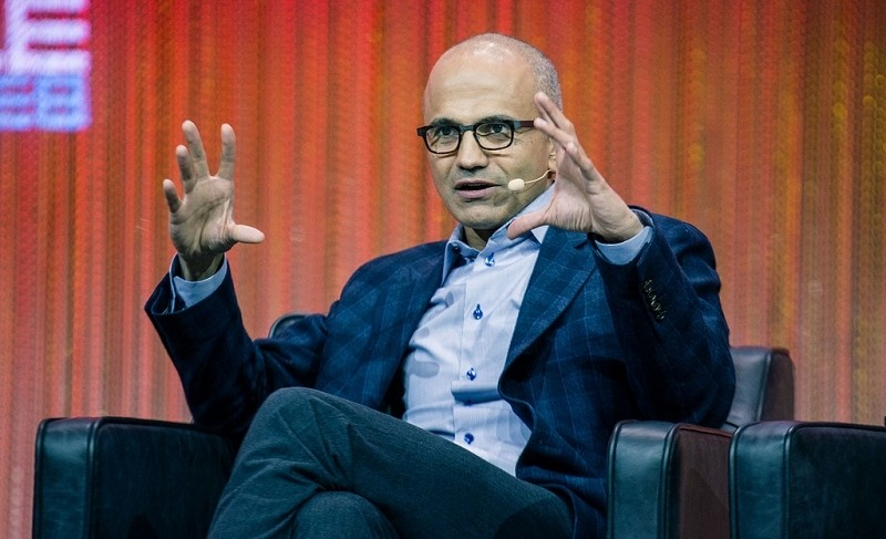 microsoft, ceo, steve ballmer, earnings, satya nadella, salary