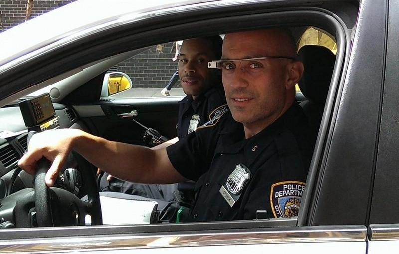 google, police, new york, google glass, law enforcement, nypd, wearables