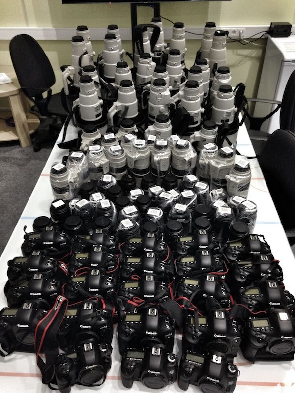 check getty images olympics found camera gear sochi