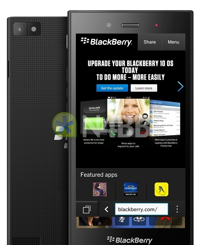 blackberry z3 jakarta mwc foxconn leaked blackberry z3 mobile world congress 2014