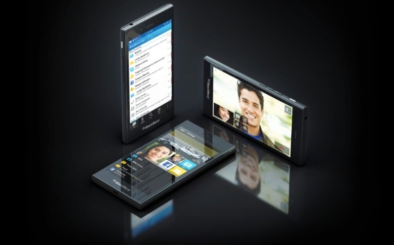 foxconn, blackberry, mwc, smartphone, blackberry 10, z3, mwc 2014
