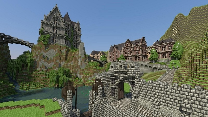 minecraft, warner bros, movies, notch, markus persson