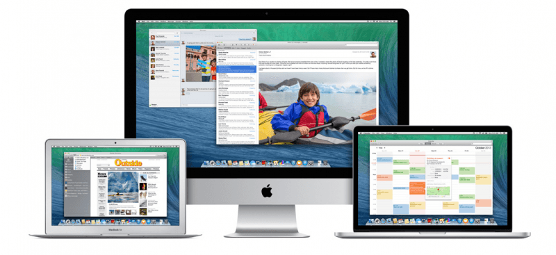 apple, beta, os x, resolution, mavericks, 4k display