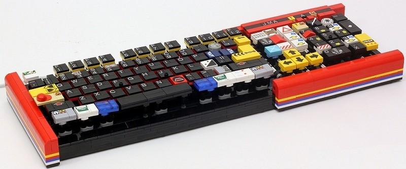 keyboard, found, legos