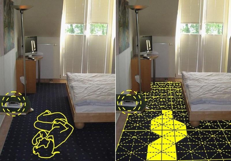 sensfloor smart rug