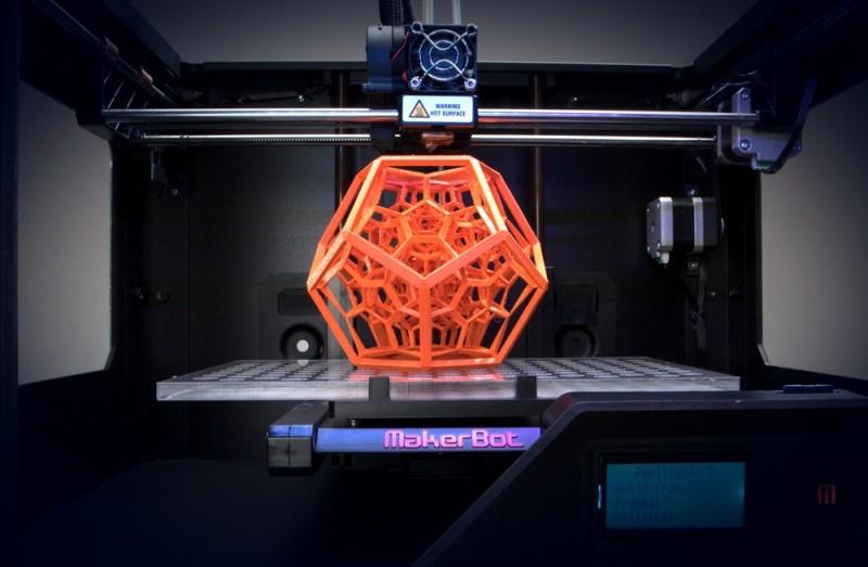 hp, 3d printer