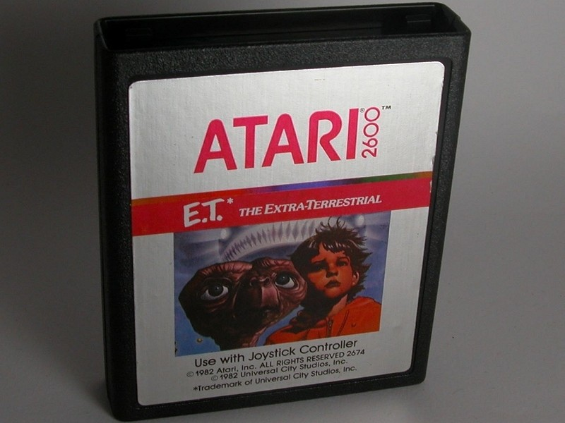 atari, landfill, e.t. cartridge, e.t., excavation