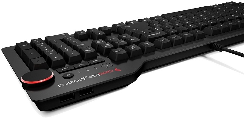 brushed usb das keyboard keyboard das keyboard 4