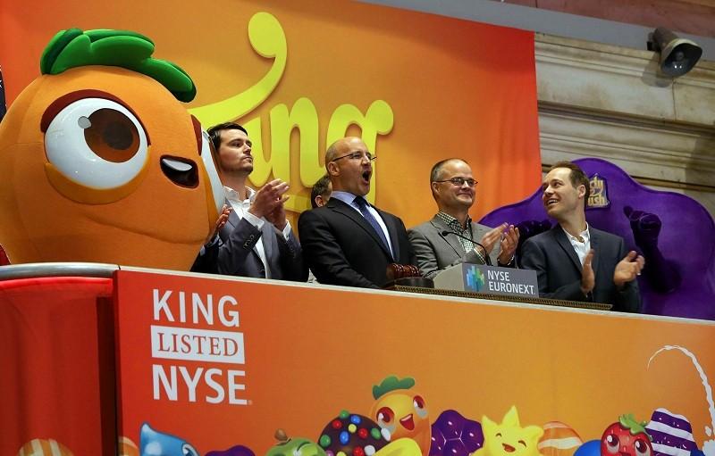 zynga, ipo, new york stock exchange, nyse, candy crush