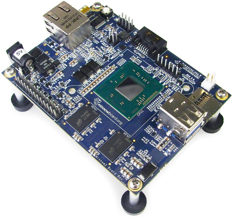 intel minnowboard developers