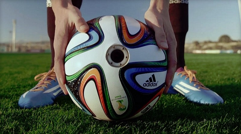cameras, football, found, adidas, world cup